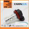 Coche LED Lighting 50W LED Fog Light, H10 Auto Light Bulbs Ux-7g-H10W-Cr-50W