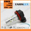 Luz de névoa do diodo emissor de luz da iluminação 50W do diodo emissor de luz do carro, luz do automóvel H10