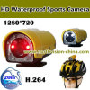 720p Waterproof Sports Camera с H. 264