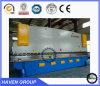 Máquina de dobra hidráulica da placa de aço do CNC com certificado do GV