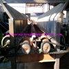 Sbucciatrice a diesel del libro macchina di Debarker D4500 del modello gemellare di legno mobile dei rulli