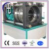Máquina que prensa del manguito automático lleno del control del PLC del precio del taller