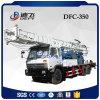 машина Borehole 350m установленная тележкой большая используемая Drilling для сбывания