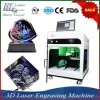 3D laser Engraving Machine pour Christmas Gifts