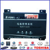 Sistema di gestione intelligente della batteria di litio per vari veicoli elettrici