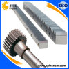 표준 ISO9001 강철 기어 및 기어 선반