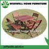 Jogo dobrado e ao ar livre do pátio do uso geral da mobília