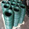 Fil galvanisé enduit vert de fer de PVC