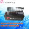 16 software libero dell'interfaccia SMS del USB dello stagno del modem di GSM delle scanalature