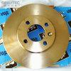 Placa Bj1y-33-25X do disco do freio dianteiro das peças sobresselentes de Mazda Familia