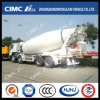 Cimc Huajun 8*4 20cbm Concrete/Cement Mixer Truck