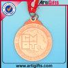 Het geplateerde Koper verwerkte fijn de Medaille van het Metaal
