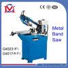 固体鉄の棒鋼の水平の金属の切断バンドは見た(EBS-4023)