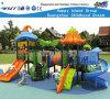 Cour de jeu extérieure Hf-13001 d'enfants de matériel de jeu de caractéristique de fleur