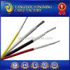 Resistente al calor de fibra de vidrio trenzada de alambre / cable