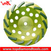 Diamond Grinding Cup Wheel for Concrete, Granite