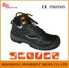Ботинки безопасности RS724 черной кожи действия 0Nисполнительный