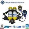 Instrumento de respiração independente padrão novo aprovado do ar de pressão positiva de CCS