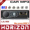 車可聴周波エムピー・スリーLJL-968の音楽プレーヤーの可聴周波製品サポートの多用性があるCD、エムピー・スリーフォーマット、車のMP3プレーヤー