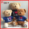 Teddybeer van Sourvinir van de Gift van de Toerist van diverse Grootte de Naar maat gemaakte