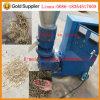 Machine de boulette d'herbe et de paille pour les boulettes brûlantes de biomasse