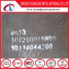 Plaque Mn13 en acier résistante à l'usure de haute résistance de fournisseur de la Chine