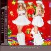 2016 сексуальных костюмов Xmas Санта рождества взрослых причудливый женщин (TDD80771)