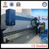 Procedimento de dobra de WC67Y, imprensa de alumínio da placa, máquina de estaca da folha da Senhora