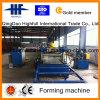 Rolo da placa de ânodo que dá forma à máquina com preço de fábrica
