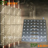 49PCS 3W Blanc Chaud KTV LED DOT Matrix Light