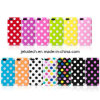 iPhone 5c를 위한 폴카 DOT Hard Case