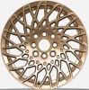 Elevado desempenho para a roda da liga da borda do carro de Rotifom