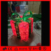 실내 Use Holiday Motif 3D Gift Box Colorful Twinkle Light