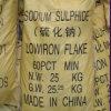 Usado em Mining e em Leather Yellow Flakes Sodium Sulphide 60%
