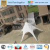 固体White Diameter 10m Star Tent (FX-10)