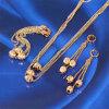 Reeks van de Juwelen van de Kettingen van de Bal van Xuping de Nieuwste Veelkleurige (61029)