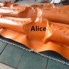 Новый Н тип резиновый нефтяные бумы заграждения масла Cushion/PVC придавая огнестойкость резиновый