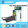 China Highquality Compatible Printer Ribbon para Tec 5500 con Reiker N/D