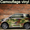 Car Wrap를 위한 전투 Fatigue Color Change Vinyl