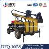 Dfq-100W Opgezette de Aanhangwagen van het wiel droeg goed de Installatie van de Boor