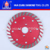 105mm-300mm Turbo Saw Blade pour Granite Cut