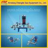 Válvula de control de regulación de alta presión de la presión de gas