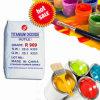 Dióxido de titanio rutilo Grado R909 Pigmentos y Pinturas Especiales