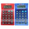 Calculadora de bolsillo transparente de 8 dígitos (LC325A)