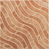 Baumaterial-glasig-glänzende Porzellan-rustikale Fußboden-Fliese (300*300)