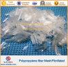 Polypropylen-Faser-Ineinander greifen des Schaum-konkretes pp.