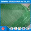 HDPE에 의하여 뜨개질을 하는 연약한 내화성이 있는 건물 안전 Net/HDPE 안전망