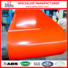 JIS G3322 Prepainted Galvalume Steel Coil с Regular Spangle