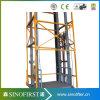Levage vertical d'ascenseur de cargaison d'utilisation d'usine à vendre