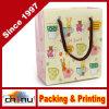 Мешок бумаги/белой бумаги 4 искусствоа напечатанный цветом (2268)